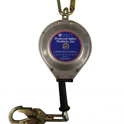 20-25-30 FT Galvanized Cable Retractable